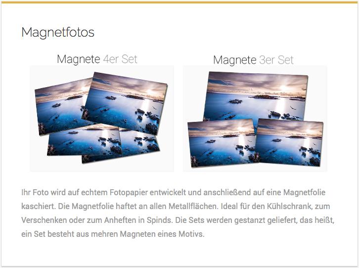 Magnetfotos