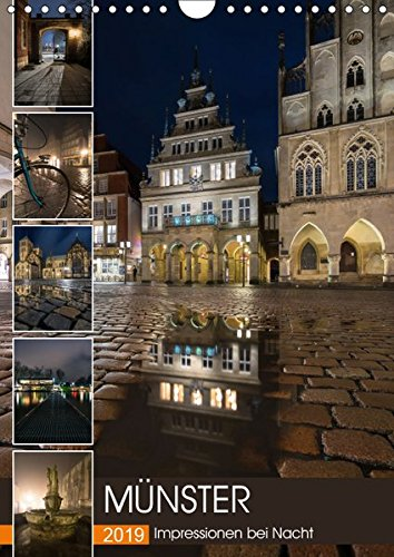 Münster - Impressionen bei Nacht