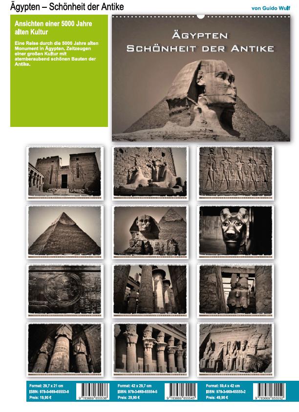 Ägypten - Schönheit der Antike