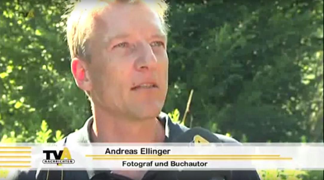 Andreas Ellinger auf TV Allgäu